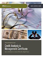 credit analysis & management certificate