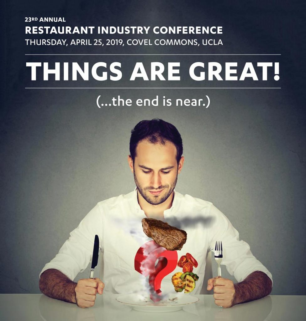 23 Annual Restaurant Industry Conference