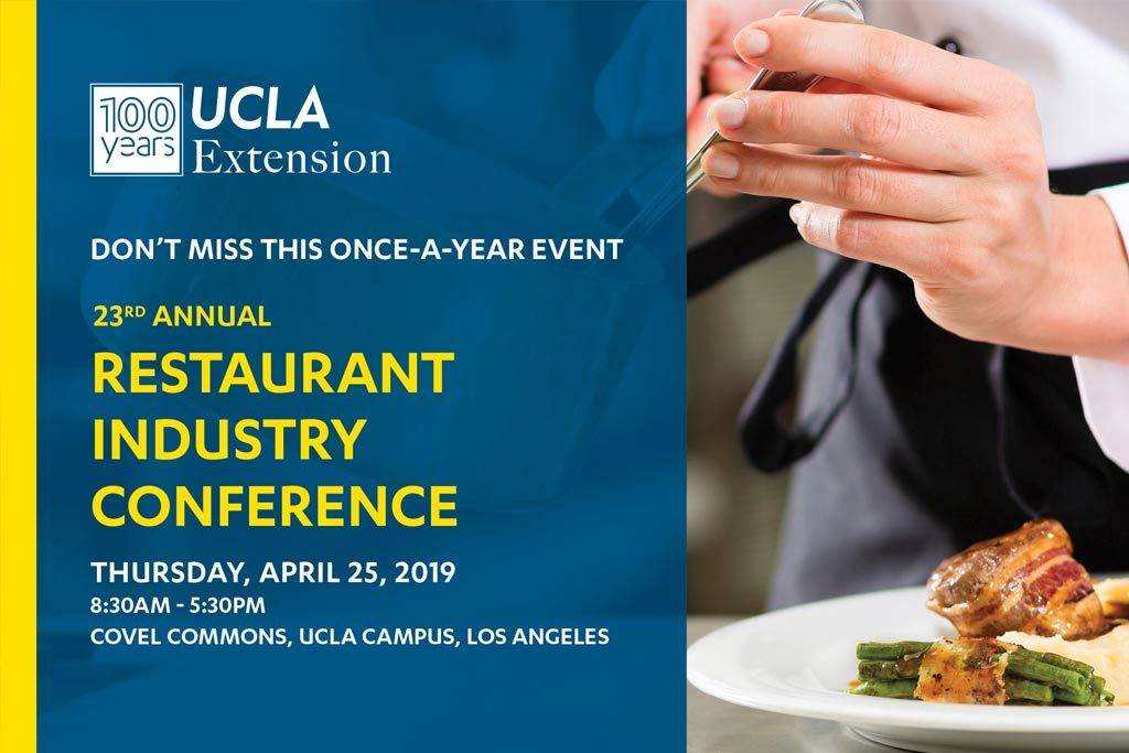 23rd Restaurant Industry Conference